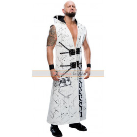 Wrestler Karl Anderson Leather Coat