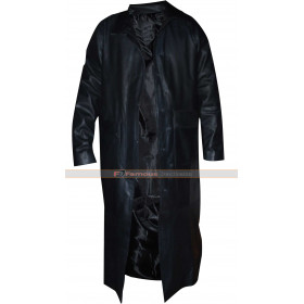 Wrestler Steve Borden Sting Trench Coat
