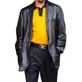 Adam Sandler Uncut Gems Coat