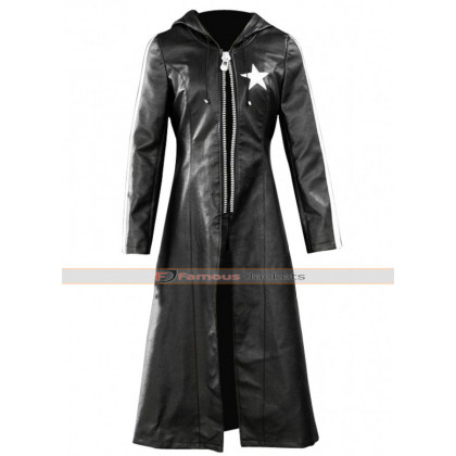 Black Rock Shooter Jacket Trench Coat
