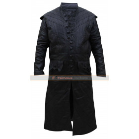 Captain Flint Black Sails Season 3 Toby Stephens Coat