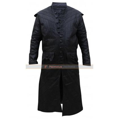 Captain Flint Black Sails Season 3 Toby Stephens Coat