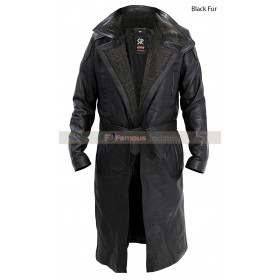 Ryan Gosling Blade Runner 2049 Officer K Fur Coat