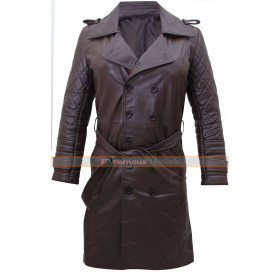 Kate Beckett Castle Stana Katic Trench Coat