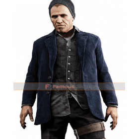 Damien Brenks Watch Dogs Blue Coat