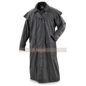 Darkman Liam Neeson Trench Leather Coat Halloween Costume