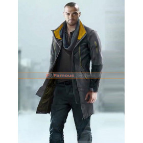 Markus Detroit Become Human Trench Coat