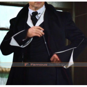 Percival Graves Fantastic Beasts Long Coat