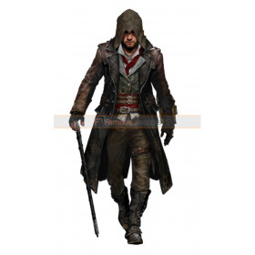 Assassin's Creed Jacob Frye Trench Costume Coat