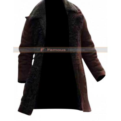 James McAvoy Atomic Blonde David Percival Coat