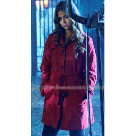 Pretty Little Liars Emily Red Coat For Sale