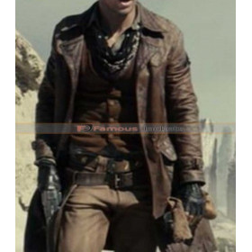 Hicks Priest Cam Gigandet Leather Jacket
