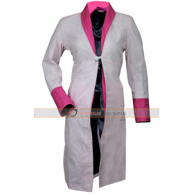 Queenie Goldstein Fantastic Beasts Pink Coat