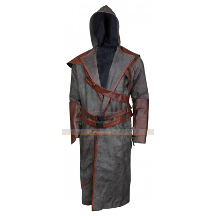 Allanon Shannara Chronicles Manu Bennett Coat