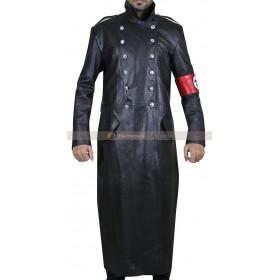 John Smith Man High in Castle Nazi Trench Coat