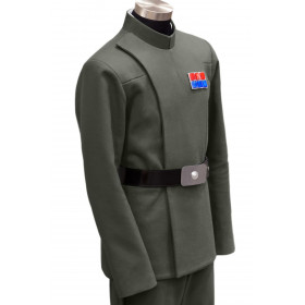 Star Wars Wihuff Tarkin  Imperial Officer Military Uniform Costume