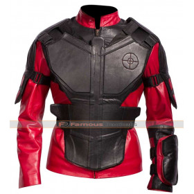 Deadshot Suicide Squad Will Smith Armor Jacket