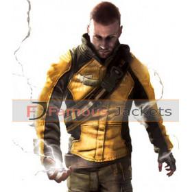 Replica Infamous Cole Macgrath Cosplay Costume Jacket