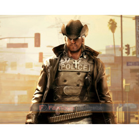 Call of Juarez Bound in Blood Cowboy Trench Coat