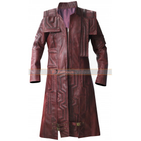 Guardians of the Galaxy Vol 2 Chris Pratt (Peter Quill) Coat
