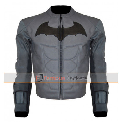 Batman: Arkham Knight Leather Jacket Halloween Costume