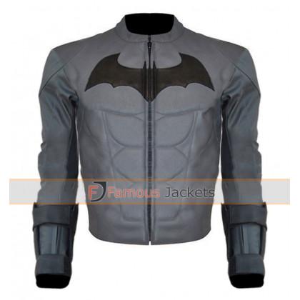 Batman: Arkham Knight Leather Jacket Halloween Costume