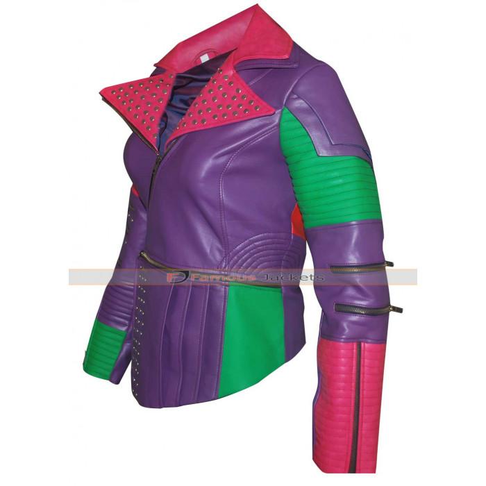 descendants mal dove cameron jacket halloween costume