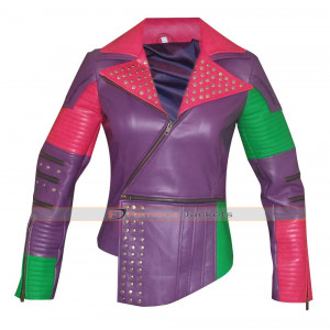Descendants Mal (Dove Cameron) Jacket Halloween Costume