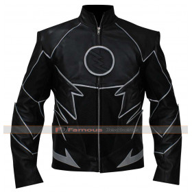 Flash Evil Zoom Hunter Zolomon Black Jacket