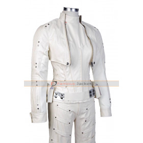 Legends Of Tomorrow Katie Cassidy (White Canary) Suit Costume