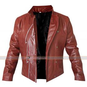 The Flash S2 Jay Garrick Leather Jacket