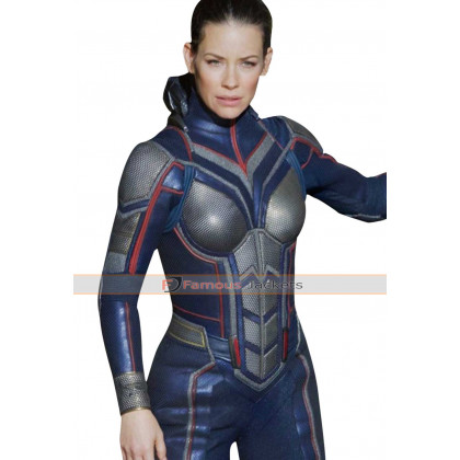 Ant Man-2 Hope van Dyne (The Wasp) Jacket Costume