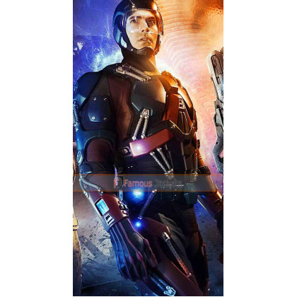 Legends Of Tomorrow Atom (Ray Palmer) Brandon Routh Jacket Costume