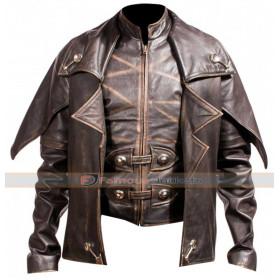 Star Wars Clone Wars Cad Bane Jacket Leather Costume