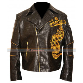 Killer Croc Suicide Squad Dragon Waylon Jones Jacket