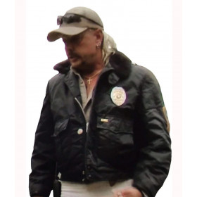 Tiger King Joe exotic EMS Jacket
