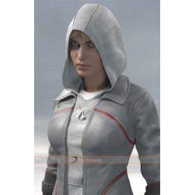Galina Voronina Assassin's Creed Hoodie Jacket