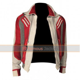 Ryan Potter Beast Boy Titans Gar Logan Jacket