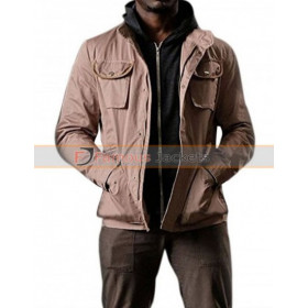 The Predator Sterling K. Brown Will Traeger Jacket