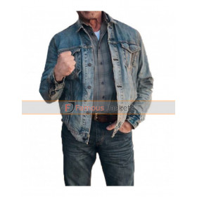 Rambo: Last Blood Sylvester Stallone Denim Jacket