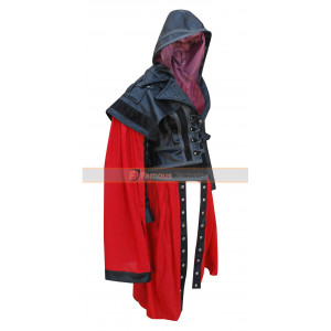 Assassin's Creed Syndicate Evie Frye Coat Costume