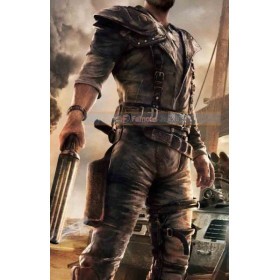 Mad Max Game Rockatansky (Bren Foster) Leather Jacket