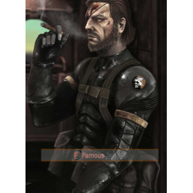 Metal Gear Solid V: The Phantom Pain Snake Jacket Costume