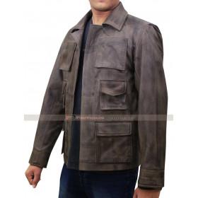 Mortal Kombat X Jason Voorhees Leather Jacket Replica