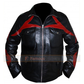 Prototype 2 Sgt James Heller Leather Jacket