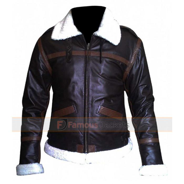 Resident Evil 4 Leon Kennedy Bomber Jacket Costume
