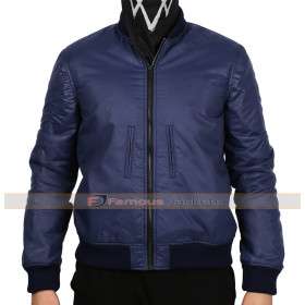 Marcus Holloway Watch Dogs 2 Blue Jacket