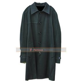The Green Hornet Seth Rogen Trench Coat Costume