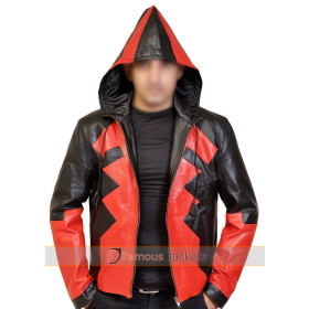 Deadpool Ryan Reynolds Hooded Jacket
