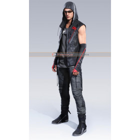 Mirror's Edge Catalyst Icarus Hoodie Black Vest
